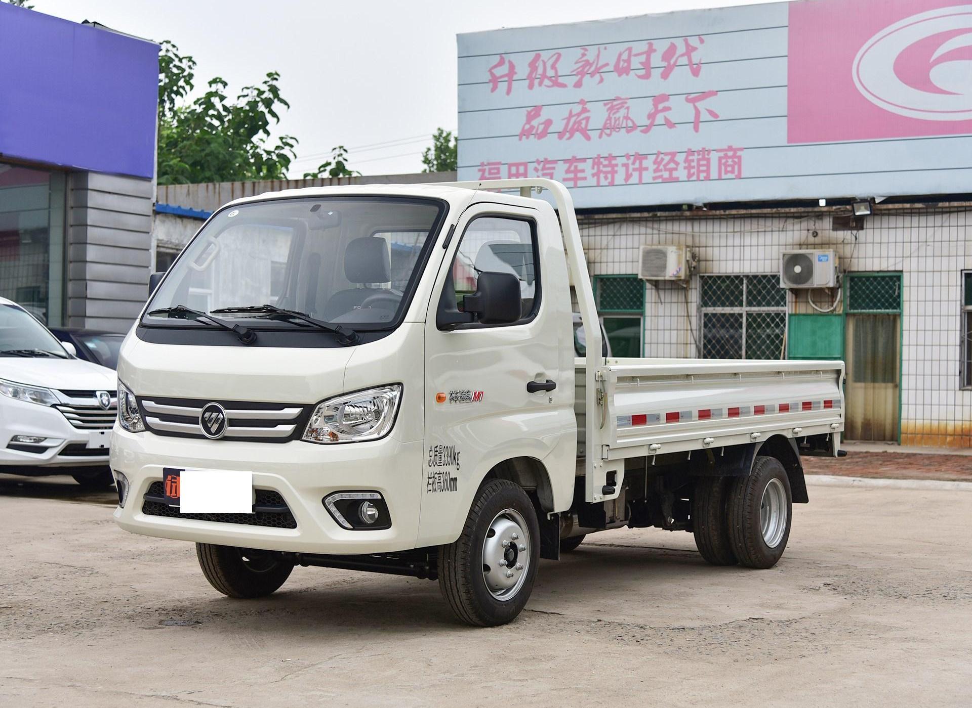 2018款 祥菱M 2018款 1.5L M2非承载排半后双胎(厢式)DAM15L