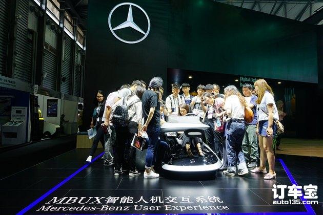 2018年CES Asia汽车科技汇总 未来出行更进一步