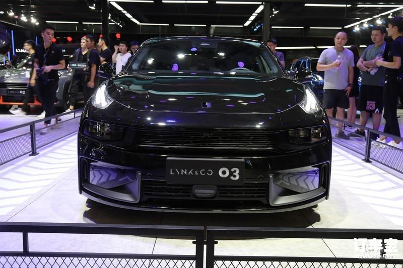 领克03将于10月底上市 搭载1.5T发动机