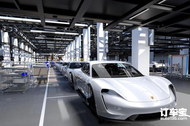 保时捷2022年推电动SUV 跑车也在考虑中