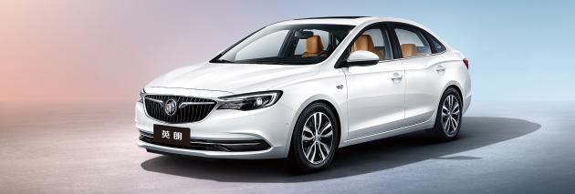 新款英朗/阅朗/GL6国VI车型上市 售价不变