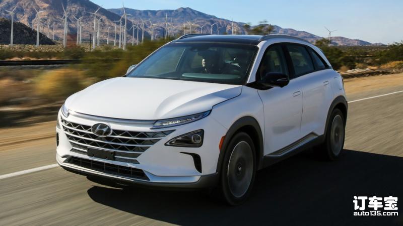 一名美国人40万元买了全球第一辆氢动力SUV