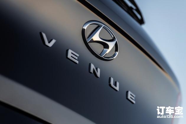 现代Venue预告图 低于KONA/纽约车展发布