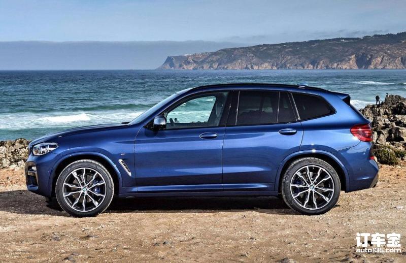 全新BMW X3,国产不减豪华反增配