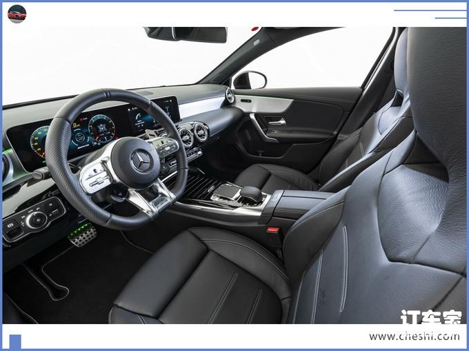 奔驰A级高性能版实拍曝光动力超保时捷911-图6