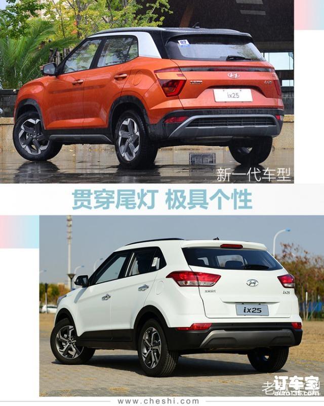 北京现代全新ix25上市 XX.XX万起售比老款降X万-图2