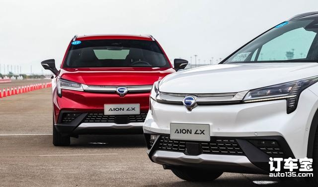 3.9s650km Aion LX能证明国产电动车之路开始了吗