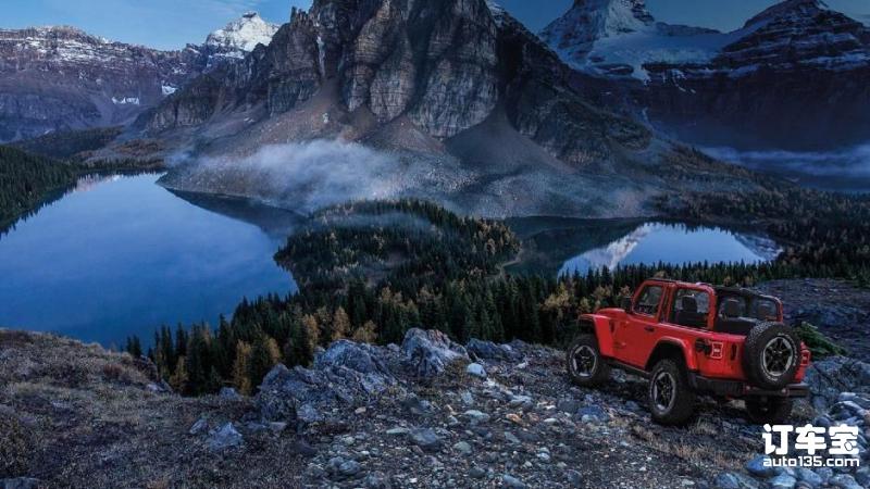 在Jeep牧马人车主的眼里旅行永远不止一种
