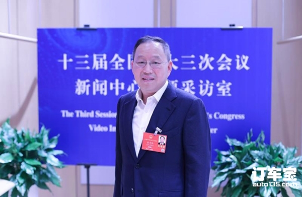 人大代表张兴海:建议成渝双城联动 共建中国西部汽车中心